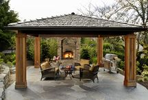 Backyard Ideas / by Bonnie Yeakle