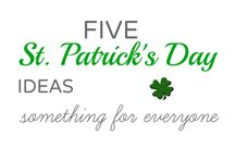 || St. Patrick's Day || / by Amanda