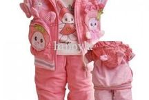 Children's Clothing / by Meng Jin