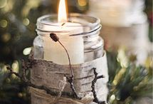 Winter Solstice / All the lovely, rustic, winter things. / by Elizabeth Otto