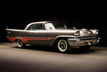 classic cars / by Mark Paradowski