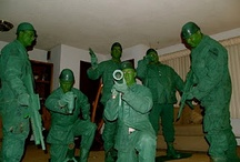 Group Costumes / Halloween Costumes for Groups / by Couples Costumes
