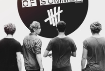 5 Seconds Of Summer  / by Sophia Cova