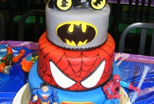 Party ideas for my little man! / by Hayley Taylor