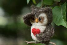 Owls / by Ericka Sanchez