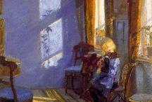 Art -- Skagensmalerne / by Philip A. Kelsey