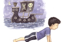 Yoga voor kinderen / by Ingrid Verschelling