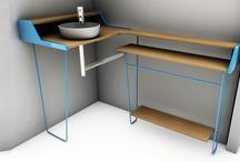 Furniture - Bathroom / by Claudia
