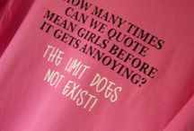 Mean Girls / by Lacey Goad
