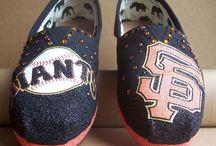 Sf Giants / by Jenna Ramirez