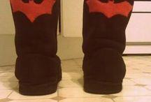 BATMAN! / by Thera Joyce