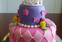 Amayah's First Birthday Ideas / by Colleen Corley