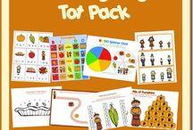 Homeschool Preschool Ideas / by Carla Brown