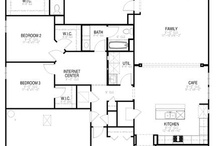 Floor plans / by Ashleigh Lauderdale