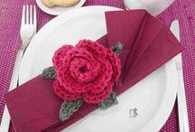 Crochet Home Decor by NTmaglia / Crochet / by NT maglia