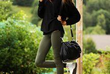 School clothes /  Outfit ideas / by Alyssa Bacon