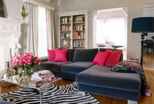 Beautiful Living Rooms / by Donna Kahansky