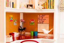 Home Office / by Jen Sprinkle