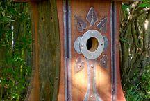 wood working / by Rebekah Brown