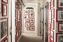 gallery wall / by Carrie Millsap