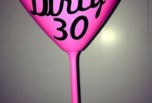 My dirty thirty...and here on out / by Mellisa Follette