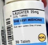 laughter is the best medicine / by Sally Dingeldein
