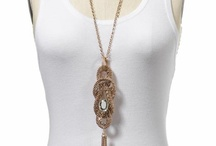 Accessories / jewelry, scarves, belts to add flair to an outfit / by Tasha A