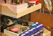 Garage Organization / by Melissa Jerves