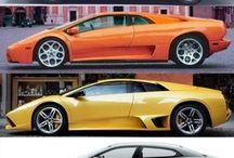 diverse auto's / by Joop Westerholt