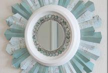 Mirrors / by Roxanne Becker