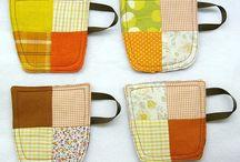 Coasters | Mug Rugs | Placemats {SEW} / by Sara Soares