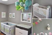Nursery ideas / by Katie Koenig