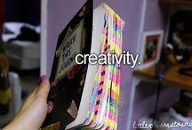Creativity and inovation / by Ariana Amorim