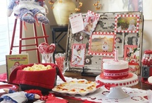 Miss Chloe's 1st birthday party ideas / by Sheryl Downing