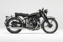 Vincent Motorcycles / by Iron & Air