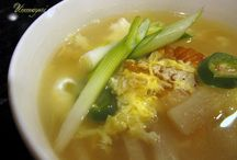 Food - Asian & Asian Fusion / by Kristen Watts
