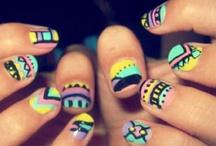 Nails Nails Nails / by Jessica Diaz