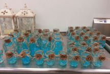 Gray coral and turquoise wedding ideas / by Shelby Miller
