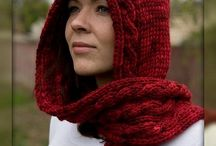 hood scarf / by Annamie