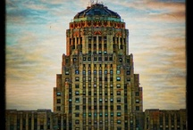 Buffalo, New York / Buffalo is New York State's second largest city and full of interesting history, great historic architecture, theatre, culture and many other diverse attractions. http://www.travelandtransitions.com/our-travel-blog/ / by Susanne Pacher