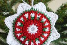 ornaments / by Marjorie Edwards