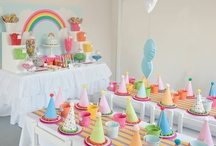 rainbow party / by Cynthia Sidwell