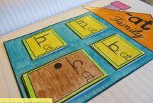 Kindergarten Literacy and Word Work / by Emily Miller