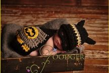 Crochet Hats/Beanies/Booties/Diaper Covers / This board is for patterns/ideas for making all sorts of hats, and baby newborn outfits / by Lisa Skaanning