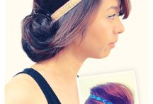 Hair Styles  / by Bailey Silvey
