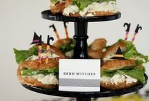 Halloween food / by Lesley Saxby