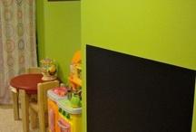 Playroom ideas / by Bec Caf
