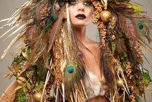 Makeup / by Miranda Williams