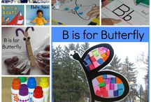 Preschool: Alphabet/Letter of the week / Learning the Alphabet activities / by Jasmine Midkiff