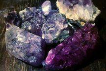 Gemstones and Rocks / by Marilyn Swartz